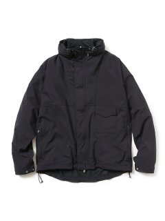 nonnative CYCLIST JACKET N/P TAFFETA STRETCH WITH WINDSTOPPER🄬3L