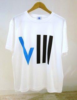 GDC VIII BIG tee(ホワイト)