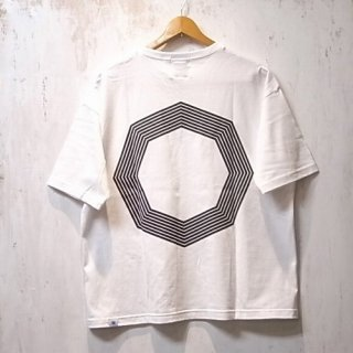 GDC EIGHTFOLD OCTAGON BIG tee(ホワイト)
