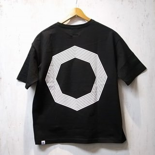 GDC EIGHTFOLD OCTAGON BIG tee(ブラック)