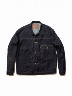 "COOTIE ""Type 1"" Denim Jacket(インディゴ 1Wash)"