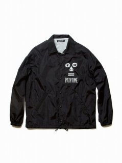 COOTIE Coach Jacket (BLACK MASK)(ブラック)