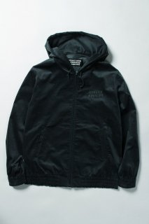 WACKO MARIA VELOUR HOODED JACKET ( TYPE-1 )(ブルー)