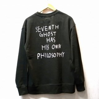 WRIGHT Long Sleeve Cut&Sew with Chest Pocket(His Philosophy)