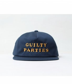 WACKO MARIA GUILTY PARTIES CAP(ネイビー)