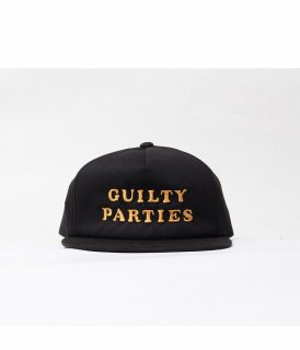 WACKO MARIA GUILTY PARTIES CAP(ブラック)