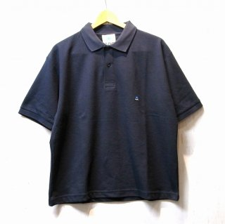 GDC BIG POLO SHIRT(ネイビー)