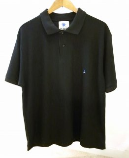 GDC BIG POLO SHIRT(ブラック)