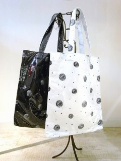 GDC PATTERN PVC TOTE BAG