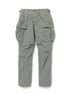 nonnative TROOPER TROUSERS RELAX FIT COTTON WEATHER