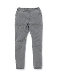 nonnative CYCLIST EASY RIB PANTS TAPERED FIT C/P OXFORD STRETCH