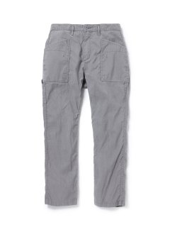 nonnative GARDENER TROUSERS RELAX FIT COTTON COMPACT CORD