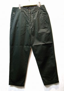 ANACHRONORM TAPERED TROUSERS(ブラック)