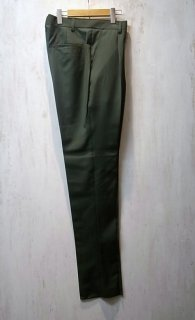 WACKO MARIA PLEATED TROUSERS(グリーン)