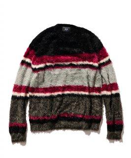 glamb Kaylee border knit