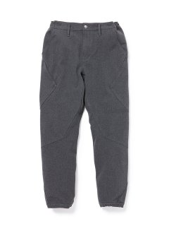 nonnative CYCLIST EASY RIB PANTS TAPERED FIT P/R/P TWILL