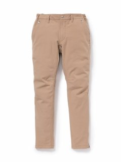 nonnative ALPINIST EASY PANTS TAPERED FIT C/P TWILL STRETCH