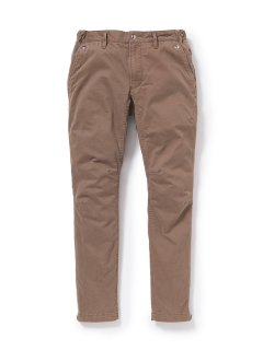 nonnative ALPINIST EASY PANTS TAPERED FIT C/P CHINO STRETCH