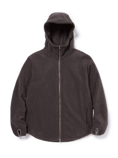 nonnative CYCLIST FULL ZIP HOODY POLY FLEECE POLARTEC🄬