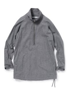 nonnative HANDYMAN PULLOVER SHIRT COTTON GLEN PLAID