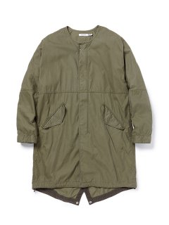 nonnative SOLDIER COAT C/N OXFORD