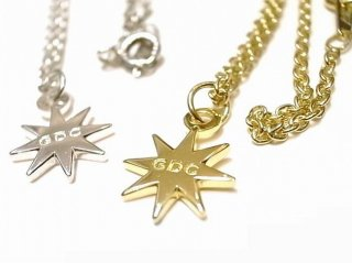 GDC OCTAGON SILVER NECKLACE