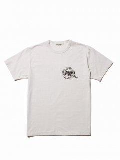 COOTIE Print S/S Tee-3(ホワイトスモーク)