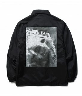 WACKO MARIA 森山大道 × WACKO MARIA COACH JACKET ( TYPE-5 )