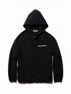 COOTIE Nylon Hooded Jacket(ブラック)