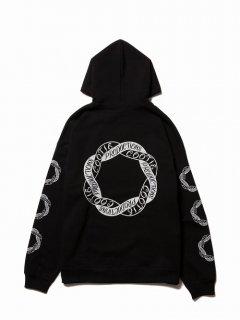 COOTIE Print Pullover Parka-3(ブラック)