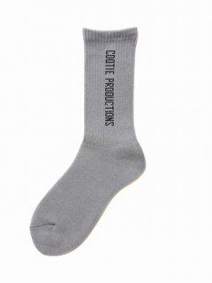 COOTIE Raza Socks-1(グレー)