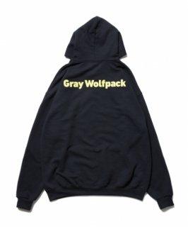 ROTTWEILER Jerzees GrayWolfPack Parka