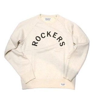 WACKO MARIA WASHED HEAVY WEIGHT CREW NECK SWEAT SHIRT ( TYPE-2 )(グレー)
