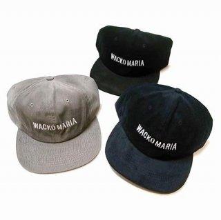 WACKO MARIA CORDUROY 6 PANEL CAP ( TYPE-1 )