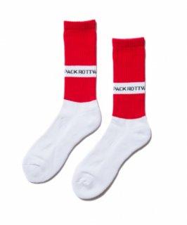 ROTTWEILER Pile Logo Socks