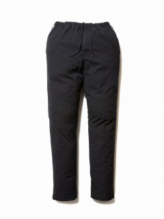 COOTIE Weather Cloth Work Trousers(ブラック)
