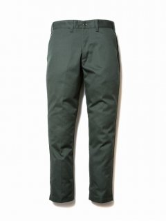 COOTIE T/C Work Trousers(グリーン)