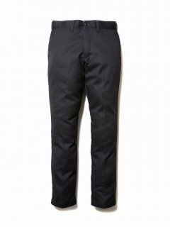 COOTIE T/C Work Trousers(ブラック)