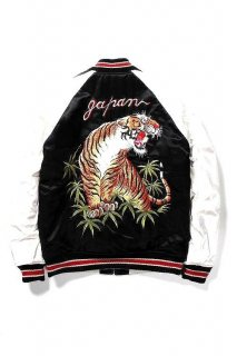 WACKO MARIA REVERSIBLE SKA JACKET -C- ( TYPE-2 )(ブラック×ブラック)