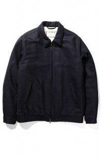 WACKO MARIA WOOL ANTI-FREEZE JACKET(ブラック)