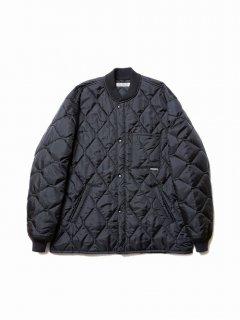 COOTIE CWU-9 Quilting Jacket(ブラック)