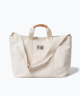ROTTWEILER Classic Canvas Tote Bag Large