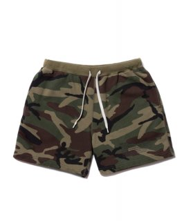 ROTTWEILER Camo Sweat Shorts(カモ)