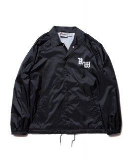 ROTTWEILER RW PACK Coaches Jacket(ブラック)