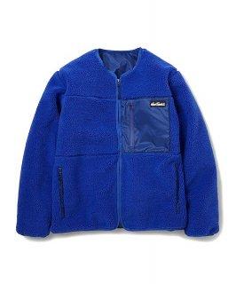 DELUXE ×WILD THINGS REVERSIBLE JKT(ブルー)