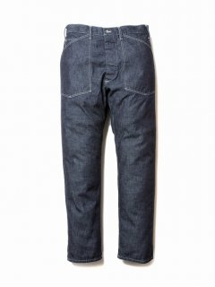 COOTIE Army Work Trousers(インディゴ)