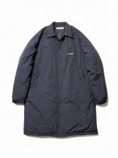 COOTIE Nylon Padded Bench Coat(ブラック)