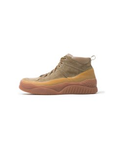 nonnative HIKER TRAINER MID COW NUBUCK
