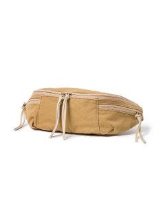 nonnative HUNTER WAIST BAG COTTON CANVAS