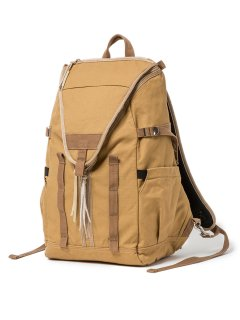 nonnative HUNTER BACKPACK COTTON CANVAS